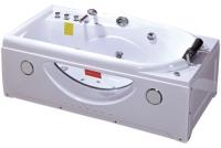 Ванна IRIS hydro TLP-634  168x85см