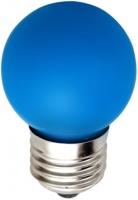 Фото - Лампочка Feron LB-37 1W BLUE E27