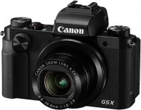 Фотоаппарат Canon PowerShot G5X