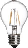 Фото - Лампочка Brille LED E27 4W 4 pcs WW A60-G (L140-001)