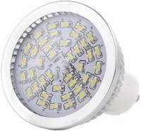 Фото - Лампочка Brille LED GU10 4.9W 40 pcs WW MR16 CCD (L46-003)