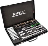 Набор инструментов TOPTUL GCAD4102