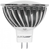 Лампочка Eurolamp EKO MR16 7W 3000K GU5.3