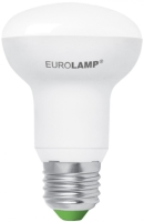 Лампочка Eurolamp EKO R63 9W 3000K E27