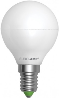 Лампочка Eurolamp EKO G45 5W 3000K E14