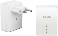 Powerline адаптер D-Link DHP-209AV