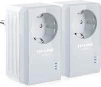 Powerline адаптер TP-LINK TL-PA4010P KIT