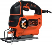 Фото - Электролобзик Black&Decker KS801SE