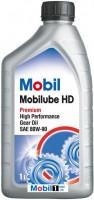 Трансмиссионное масло MOBIL Mobilube HD 80W-90 1л