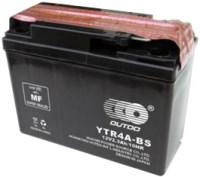 Фото - Автоаккумулятор Outdo Dry Charged MF Sealed Lead Acid (YTR4A-BS)