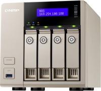 NAS сервер QNAP TVS-463-4G