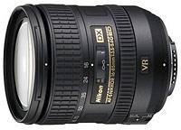 Объектив Nikon 16-85mm f/3.5-5.6G ED AF-S DX VR Nikkor