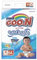 Подгузники Goo.N Diapers M / 64 pcs