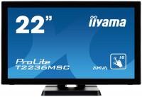 Монитор Iiyama ProLite T2236MSC-B2