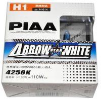 Фото - Автолампа PIAA H1 Arrow Star White H-614