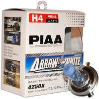 Автолампа PIAA H4 Arrow Star White H-610