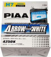Фото - Автолампа PIAA H7 Arrow Star White H-615