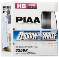 Автолампа PIAA HB3 Arrow Star White H-616