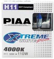 Фото - Автолампа PIAA H11 Xtreme White Plus H-354E