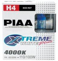 Фото - Автолампа PIAA H4 Xtreme White Plus HE-303