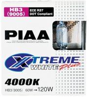 Фото - Автолампа PIAA HB3 Xtreme White Plus H-251E