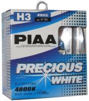 Фото - Автолампа PIAA H3 Precious White H-781