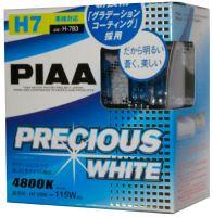 Фото - Автолампа PIAA H7 Precious White H-783