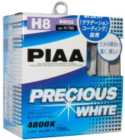 Фото - Автолампа PIAA H8 Precious White H-785