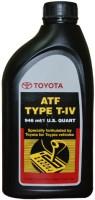 Трансмиссионное масло Toyota ATF Type T-IV 1л