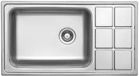 Кухонная мойка Ukinox Lotus LT 915 500 GT