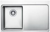 Кухонная мойка Ukinox Micro MM 780 510 GT