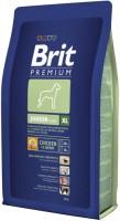 Корм для собак Brit Premium Junior XL 3кг