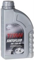 Трансмиссионное масло Fuchs Titan Sintofluid 75W-80 1L