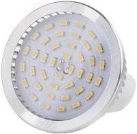 Лампочка Brille LED GU10 4.9W 40 pcs WW MR16 CCD (L3-009)