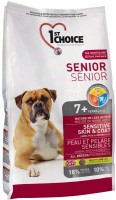 Корм для собак 1st Choice Senior Sensitive Skin and Coat 12 кг
