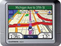 Фото - GPS-навигатор Garmin Nuvi 250