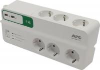 Сетевой фильтр / удлинитель APC PM6U-RS