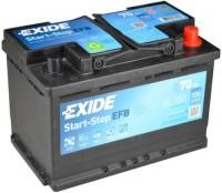 Автоаккумулятор Exide Start-Stop EFB