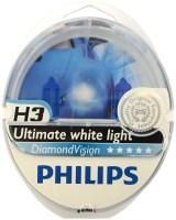 Автолампа Philips DiamondVision H3 2pcs