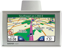 GPS-навигатор Garmin Nuvi 610