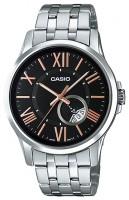 Фото - Наручные часы Casio MTP-E105D-1A
