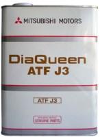 Трансмиссионное масло Mitsubishi DiaQueen ATF  J3 4L 4л