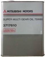Трансмиссионное масло Mitsubishi SuperMulti Gear 75W-85 4L 4л