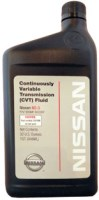 Фото - Трансмиссионное масло Nissan CVT Fluid NS-3 1л