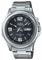 Фото - Наручные часы Casio MTP-E202D-1A