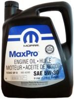Моторное масло Mopar MaxPro 5W-30 5L