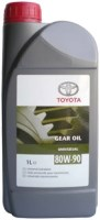 Трансмиссионное масло Toyota Universal 80W-90 1L 1л