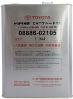 Трансмиссионное масло Toyota Genuine CVT Fluid TC 4л