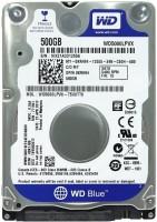 "Жесткий диск WD Blue 2.5"" WD5000LPVX 500ГБ 8/5400"