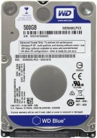 "Жесткий диск WD Blue 2.5"" WD5000LPCX 500ГБ 16/5400"
